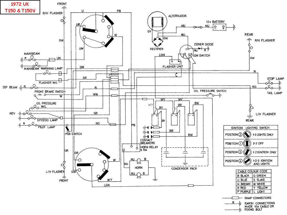 wiring diagram in manual confusing triumph forum triumph rat 2009 Yamaha R6 Wiring-Diagram triumph motorcycle wiring diagrams wiring diagram triumph bonneville engine diagram wiring diagrambsa wiring diagram triumph bonneville