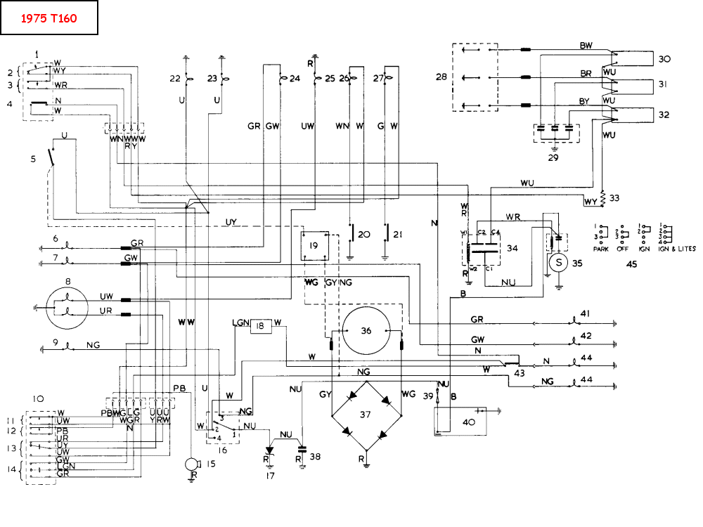 71 Bsa Wiring Diagram - Blog Wiring Diagrams New Holland Lt B Wiring Diagram on